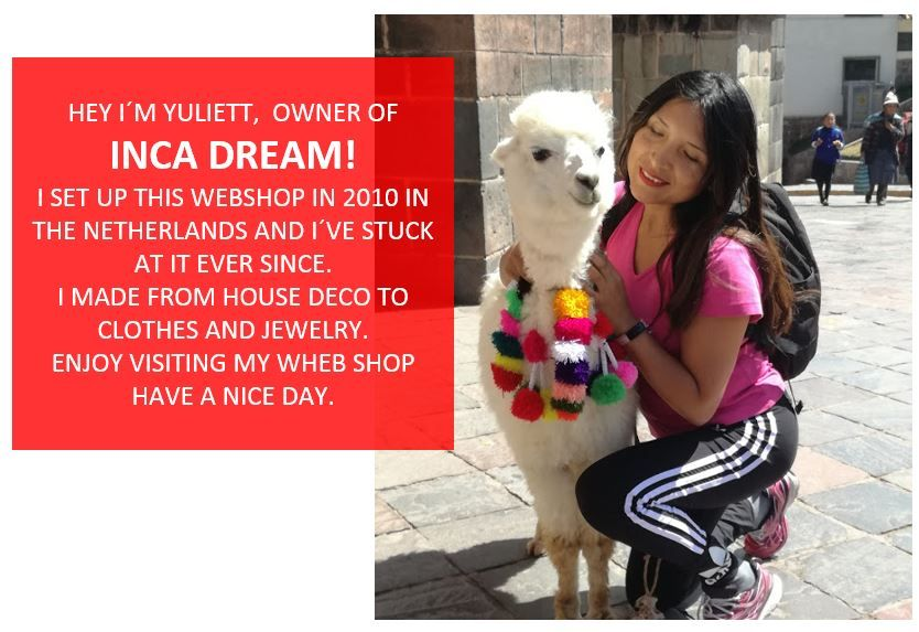 PERU ALPACA SHOP OWNER